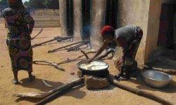 Méthode d'élaboration artisanale de la semoule de manioc (gari) au nord Bénin (Département de l'Atakora)