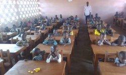 Rentrée scolaire 2017 dans le village de Kouba à KOUARFA