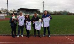 Des dons de l'USJA Football Carquefou pour les jeunes de Materi
