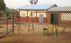 Une nouvelle classe maternelle à Kouba