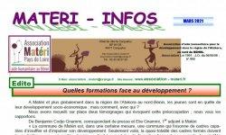Journal MATERI – INFOS mars 2021